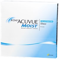1-DAY ACUVUE MOIST for ASTIGMATISM 90pk contact lenses
