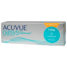 ACUVUE OASYS 1-Day for Astigmatism 30pk contact lenses