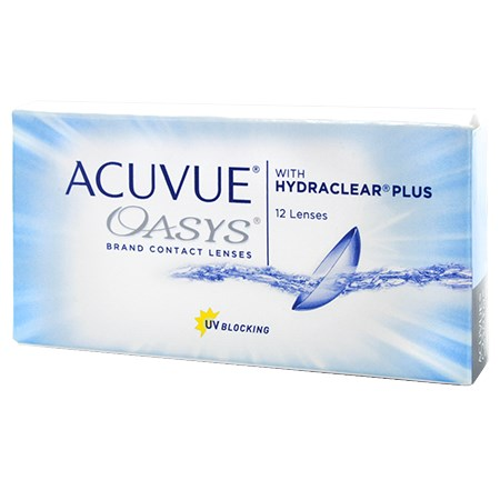 ACUVUE OASYS 2-Week 12 Pack contacts
