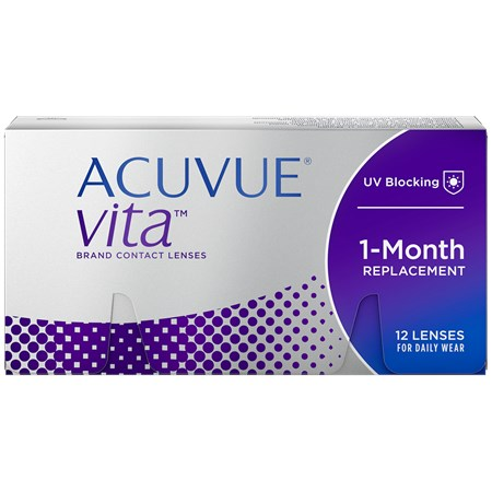 ACUVUE VITA 12pk contacts