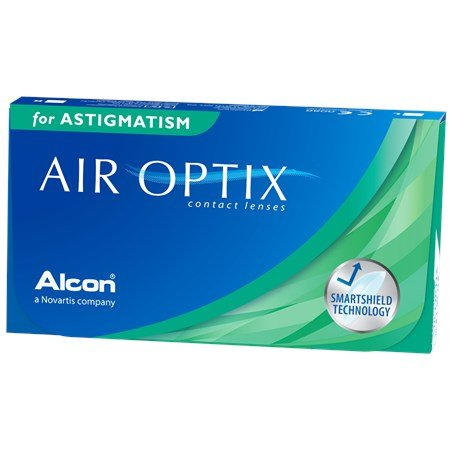 AIR OPTIX for Astigmatism contacts