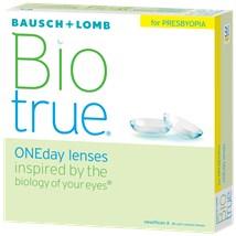 Biotrue ONEday for Presbyopia 90pk contact lenses