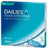 DAILIES AquaComfort Plus Toric 90pk contact lenses