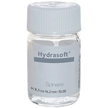 Hydrasoft Sphere Thin Vial contact lenses